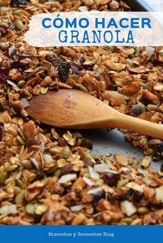 Healthy Snaks, Good Healthy Snacks, Yummy Snacks, Healthy Cooking, Cereal Recipes, Snack Recipes, Healthy Recipes, Delicious Breakfast Recipes, Happy Foods