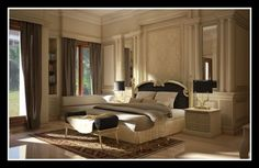 Whenever Designing A Room Regardless Of It's Purpose You Should Pay Modern Elegant Master Bedroom Decorating Ideas Elegant Bedroom Ideas 3 Elegant Bedroom Design, Modern Luxury Bedroom, Luxury Bedroom Design, Master Bedroom Design, Luxury Home Decor, Luxurious Bedrooms, Master Bedrooms, Luxury Bedrooms, Modern Bedrooms