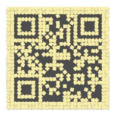 QR Code® by mobiLead of paper notes (©2011 1-080-670)