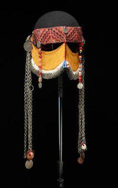 Headdress – Veils – Palestine – c. 1915