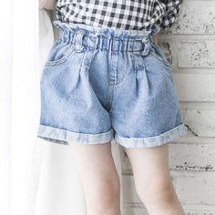 Collodi Denim Shorts (2C)