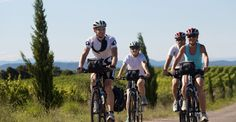 Tour the #Languedoc #wine country by #bike! Southern France