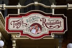 The 10 Best Restaurants at Disney World's Magic Kingdom-  Make a reservation at Tony's an hour before the nearby parade is scheduled to start and request a patio seat for a fantastic view.