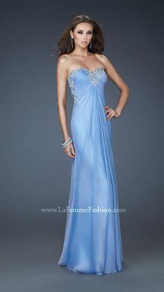 La Femme 17954 | La Femme Fashion 2013 - La Femme Prom Dresses - Dancing with the Stars