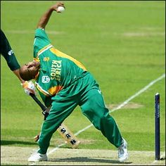 Paul Adams, bowler, South Africa