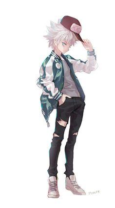 Killua S. Hunter x Hunter Hunter X Hunter, Hunter Anime, Monster Hunter, Killua, Hisoka, Otaku Anime, Manga Anime, Anime Art, Cute Anime Boy
