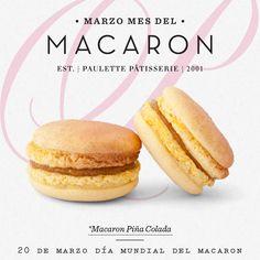 #Macaron #PaulettePâtisserie