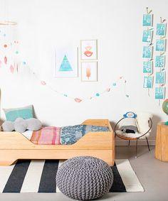 Look what I found on #zulily! Boho Baby DIY Room Decoration Set #zulilyfinds