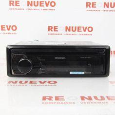 KENWOOD KDC-BT51U de segunda mano E277480 | Tienda online de segunda mano en Barcelona Re-Nuevo