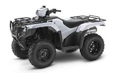 New 2017 Honda FourTrax Foreman 4x4 ES EPS ATVs For Sale in California. Some jobs, it doesn't matter if the work gets done today or tomorrow. Or if it's raining or cold or blazing hot outside. Others, need to get done now, and done right the first time. Especially if you have people counting on you, or your paycheck riding on the line. That's when you need the best tools—and the best help—that you can find. That's when you need a Honda FourTrax Foreman.