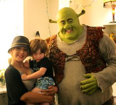 See How Christina Aguilera's Son Max Has Grown!: July 2011