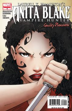 Anita Blake, Vampire Hunter: Guilty Pleasures (Graphic Novel #9)