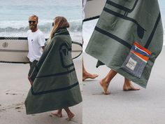God Save the Queen and all: Woolrich x Almond #woolrich #almondsurfboards #collaboration