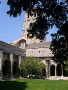 Cloître Saint-Trophime, Arles