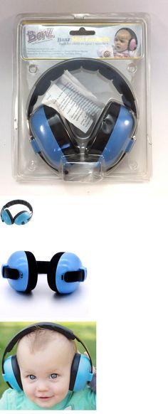 efbdf71dd3 Banz Baby Hearing Protection Mini Earmuffs Blue for Children Age 3 Months    UP