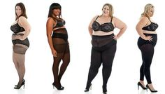 Places to Shop Plus Size Hosiery and Tights for the Winter! Looking for the perfect pair of plus size tights, pantyhose, or hosiery? Well we have found 20 places that you can shop for the perfect non boring pair for your plus size frame! Plus Size Dresses, Plus Size Outfits, Plus Size Underwear, Women's Underwear, Ladies Underwear, Plus Size Tights, Dresser, Plus Size Intimates, Plus Size Kleidung
