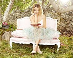Lauren Conrad for Kohl's Disney 'Cinderella' Collection: See The Whole Lookbook (PHOTOS) : Lucky Magazine  She is so fab!