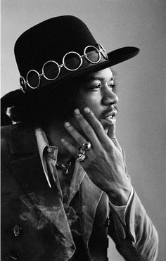 Jimi Hendrix (1942 – 1970) was an American musician, singer and songwriter. Despite a limited mainstream exposure of four years, he is widely considered one of the most influential electric guitarists in the history of popular music, and one of the most important musicians of the 20th century.