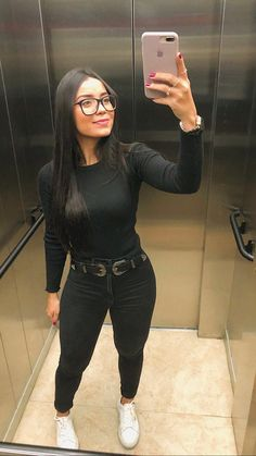 Basic Outfits, Classy Outfits, Stylish Outfits, Fall Outfits, Cute Outfits, Cute Fashion, Fashion Outfits, Womens Fashion, Look Office