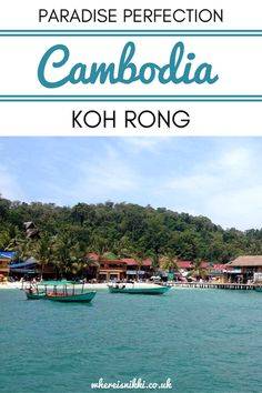 Paradise Perfection in Koh Rong, Cambodia