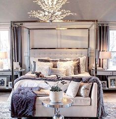 Master bedroom reveal with product sources