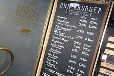 Uniburger Bonn Burger Restaurant Innenstadt
