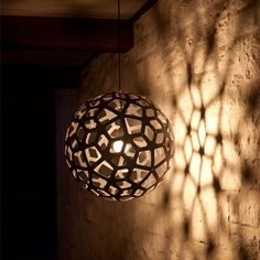 Shop the Coral Pendant Light By David Trubridge with Lighting Collective. Lighting, modern timber, inspired from nature, designer lighting