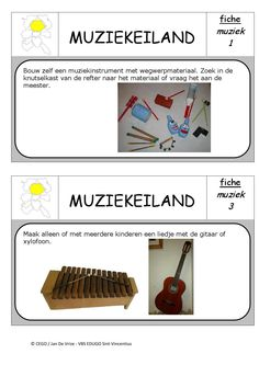 Muziekeiland opdrachten 1 Primary Education, Music Education, Education Quotes, Educational Leadership, Educational Technology, High School Counseling, Learning Quotes, Mobile Learning, Celebrity Travel