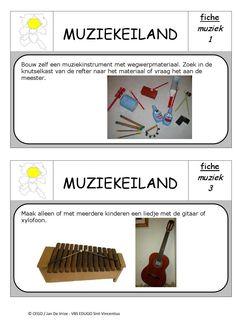 Muziekeiland opdrachten 1
