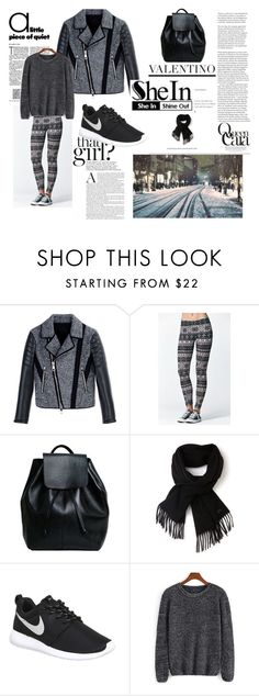 """""""Untitled #83"""" by velci-987 ❤ liked on Polyvore featuring Neil Barrett, LA: Hearts, Lacoste, NIKE, women's clothing, women's fashion, women, female, woman and misses"""