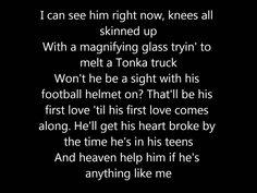 Brad Paisley Anything Like Me [w/lyrics]