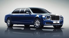 Bentley must be feeling the pressure from Mercedes-Benz's moves into its price category, because the Anglo-German automaker just rolled out the six-person Mulsanne Grand Limousine by Mulliner ...