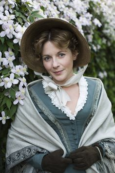 She might make a better (lighter-haired) Evangelyn than Amy from Lil Dorrit. It just seems weird to have all 3 main females dark haired brooding types. Thoughts??? Lisa Dillon as Mary Smith in Cranford (TV Mini-Series, 2007). Love Cranford!