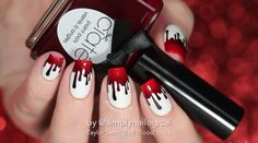 Simplynailogical Bloody Nails