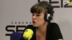 """Entrevistada por Celia Blanco para """"Contigo Dentro"""" en Cadena Ser."""