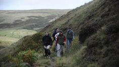Get walking at National Trust's Marsden Moor, West Yorkshire. From gentle strolls to hikes there's something for all