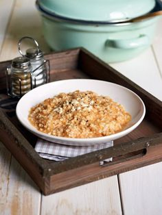 Greek Recipes, Risotto, Macaroni And Cheese, Cereal, Grains, Food And Drink, Soup, Rice, Cooking Recipes