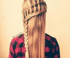 #braids #doublebraid #hairstyles