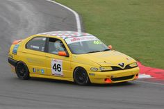 Mayfield farm Alfa 146 race car