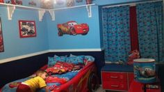 Disney Cars Room Inspiration