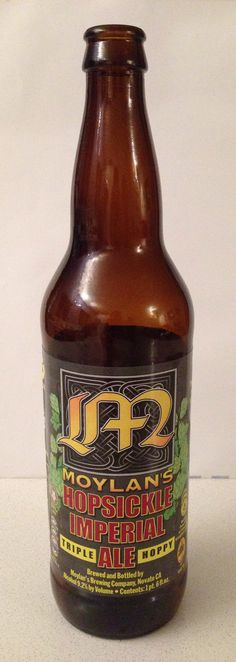 Moylan's (USA) Hopsickle Imperial Ale