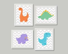Decor, Dinosaurs