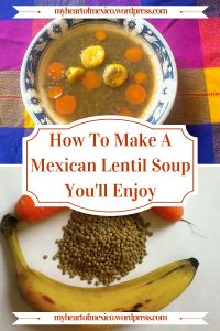 Try this easy hearty Mexican soup!