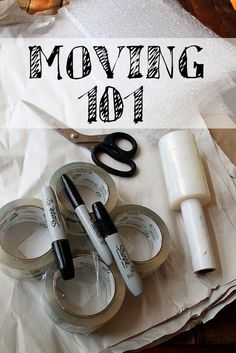 Getting ready to move out of an old house into a new house? Here are some tips for your next move.