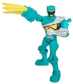 Power Rangers Dino Charge - Mixx N Morph Dino Charge Green Ranger Action Figure