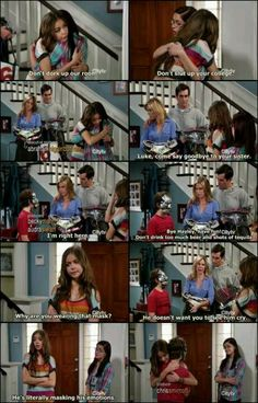 Family bonding... and family hating... and family crying. Oh the glories of Modern Family.