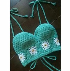 98 Likes, 2 Comments - Crochet Crop Tops Crochet, Bikinis Crochet, Crochet Bra, Crochet Bikini Top, Crochet Cross, Crochet Woman, Crochet Blouse, Crochet Clothes, Crochet Stitches
