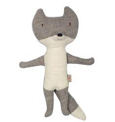 Wolf soft toy  http://www.knuffelsalacarte.nl/nl/maileg-knuffelwolf-maileg-21342428.html