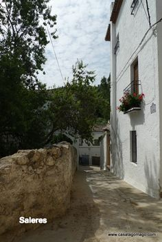 What to see in the Lecrin Valley  Towns and Villages  Saleres