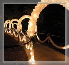 prom decoration images | My Beautiful Wedding Crystal Garden Wedding Decor